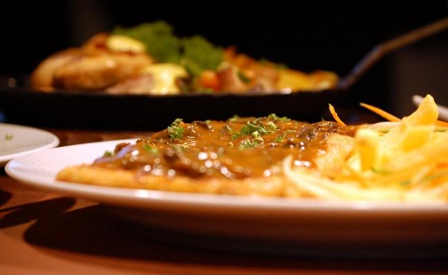 Schnitzel Tag | Restaurant zum Holzwurm